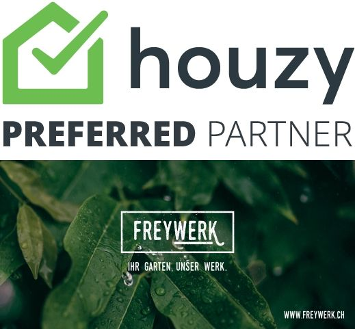 Die Freywerk GmbH hat ab 01.01.2021 eine neue Partnerschaft mit Houzy
